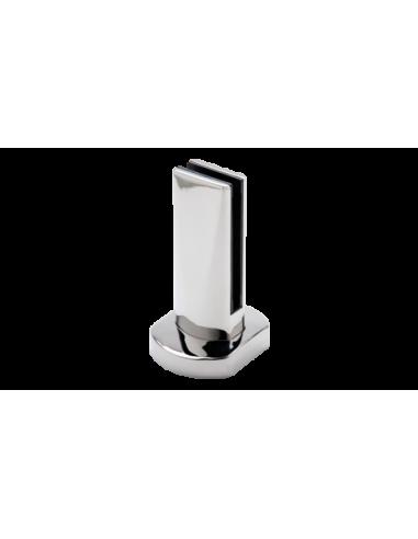 Pinza de suelo para barandillas de cristal cc-782