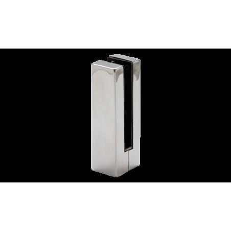 Pinza lateral para barandillas de vidrio cc-791