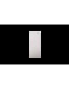 Tapa lateral tramos rectos para perfil de barandilla de cristal GlassFit SV-1404