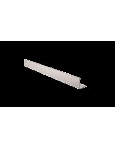 Tapeta frontal en alumino para sistema de barandilla de cristal GlassFit SV-1404