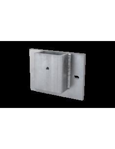 Placa de anclaje del sistema de barandilla de cristal GlassFit SV-1402