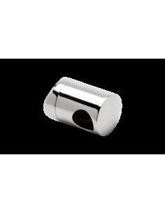 Soporte regulable ciego para poste de barandilla de acero inoxidable redondo ST-322