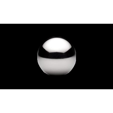 Bola de acero inox para instalar con tapa TF-503