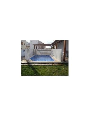 Valla de piscina Prestigio