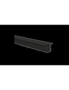 Junta EPDM para perfiles de barandillas de cristal