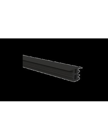 Junta EPDM pl-06 para perfiles de barandillas de cristal