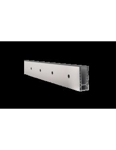 Perfil de suelo montaje lateral para sistema de...