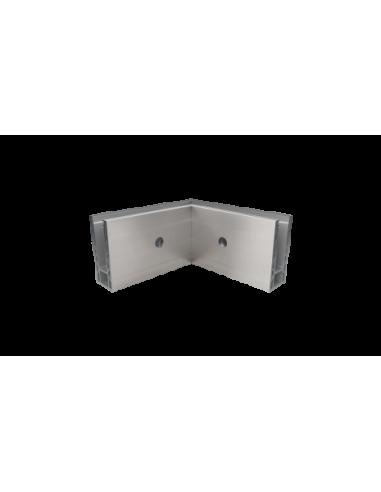 Esquina a 90ª interior para sistema de barandilla de vidrio GlassFit SV-1402