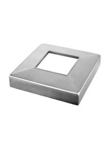 Embellecedor Square Line 40x40mm Mod. 4511 y 4512