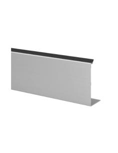 Revestimiento montaje lateral Mod 6920 Aluminio pulido 5000mm