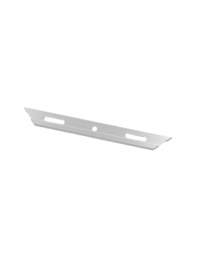 Perfil de drenaje montaje superior Mod 6948 Aluminio pulido