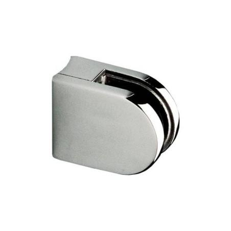 Pinza vidrio CC-703 12-16.76 para poste redondo para barandilla