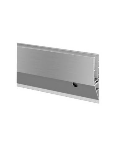 Perfil 6916 montaje lateral para barandilla de vidrio Easy Glass Pro Y