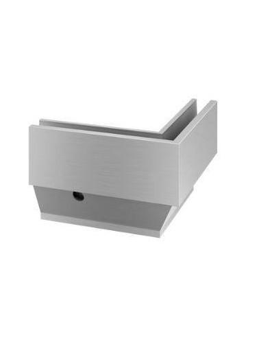 Esquinero  exterior 90º Mod. 6316 perfil montaje lateral Easy Glass Pro Y