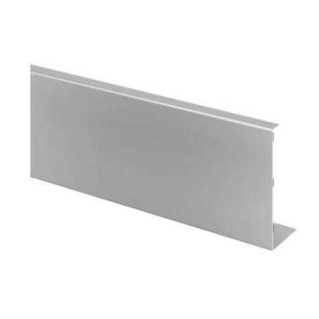 Revestimiento frontal para perfil Easy Glass Pro Inverse montaje lateral  modelo 6920