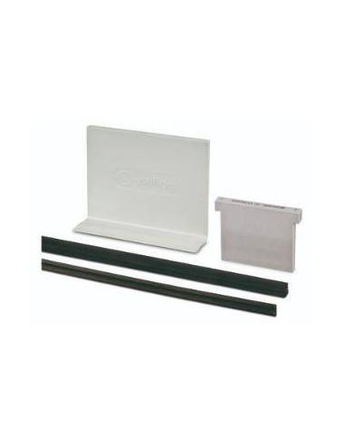 Set de gomas y cuñas para barandilla vidrio Easy Glass Max 6907