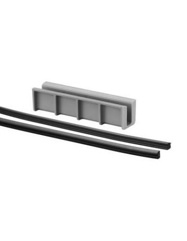 Goma para perfil para suelo montaje superior Mod 6919