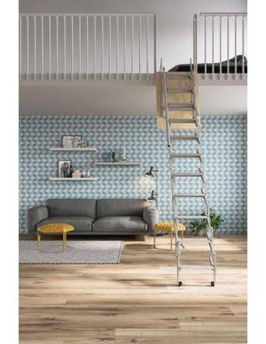 Escalera escamoteable Flexa a altillo