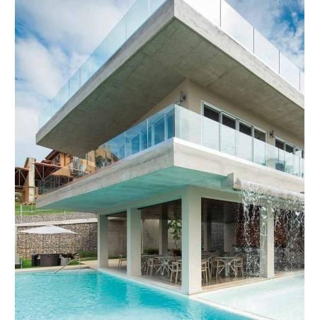Kit de Barandilla de vidrio al aire Glassfit SV-1401