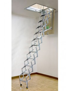 Escalera escamoteable Fan