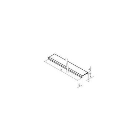 Plano Protector de bordes en aluminio Mod.6945-6940 - Qrailing