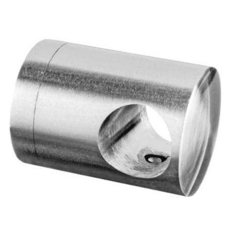 Soporte para travesaño Mod 0840 varilla Ø16mm para tubo plano