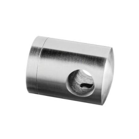 Soporte para travesaño Mod 0831 varilla Ø12mm para tubo plano (unión varilla)