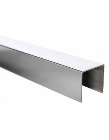 Perfil de aluminio en forma de U SA-1250