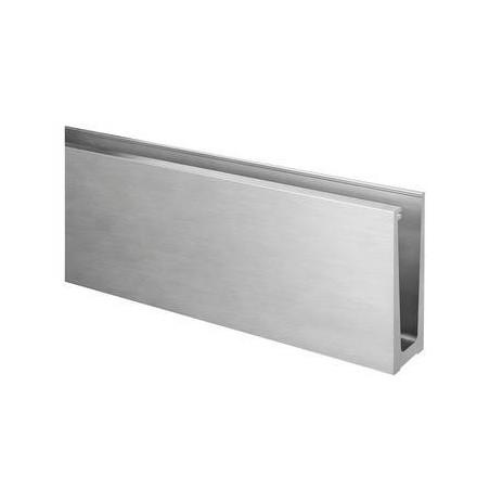 Accesorios de Barandilla al aire Modelo Easy Glass Slim superior