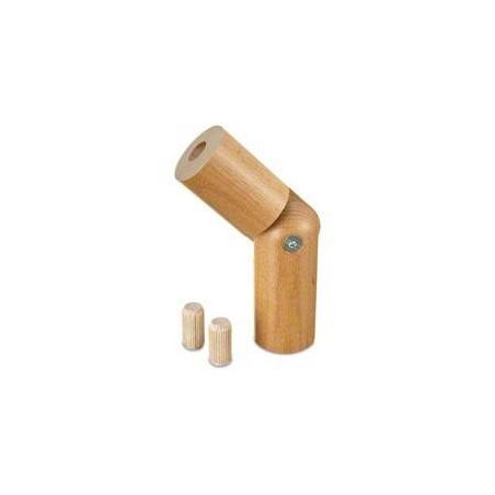 Accesorios para pasamanos de madera