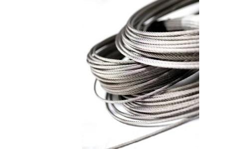 Rollos de cable de acero inoxidable - Barmet.es