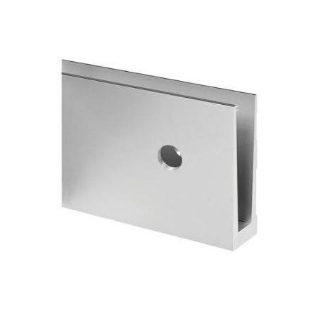 Accesorios de Barandilla al aire Modelo Easy Glass Slim lateral