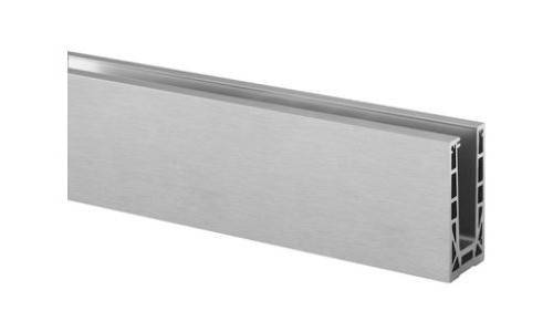 Accesorios de Barandilla al aire Modelo Easy Glass Max montaje superior