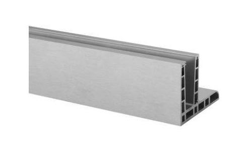 Accesorios de barandilla al aire Modelo Easy Glass Max F | Barmet
